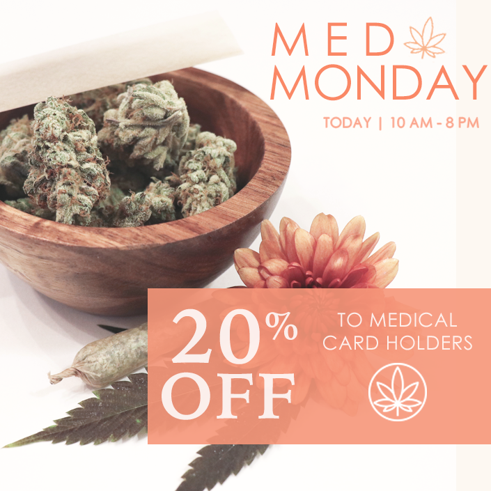 Dispensary Flyer Design by The Cannabiz Agency