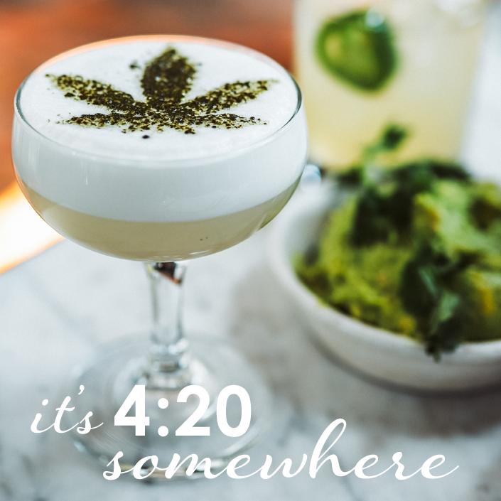 It's 420 Somewhere meme - by The Cannabiz Agency