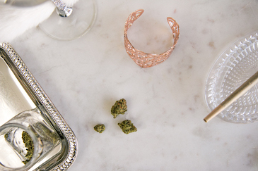 Shop The Luxury Weed and White Marble Cannabis Collection - The Cannabiz Agency Images